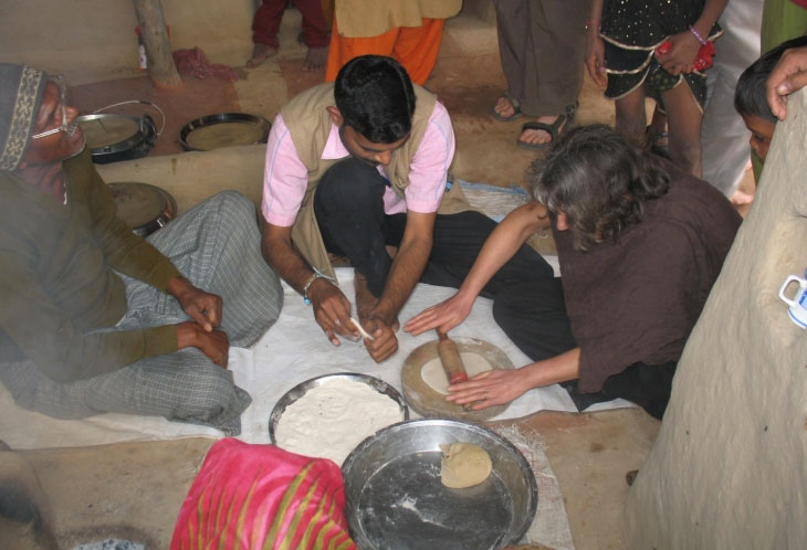 Initiation à la cuisine indienne