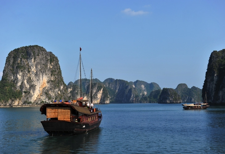 Baie d' Ha Long